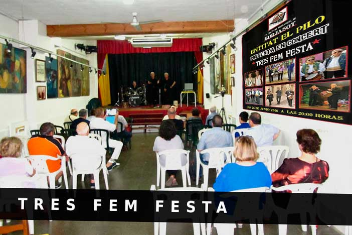 TRES FEM FESTA.