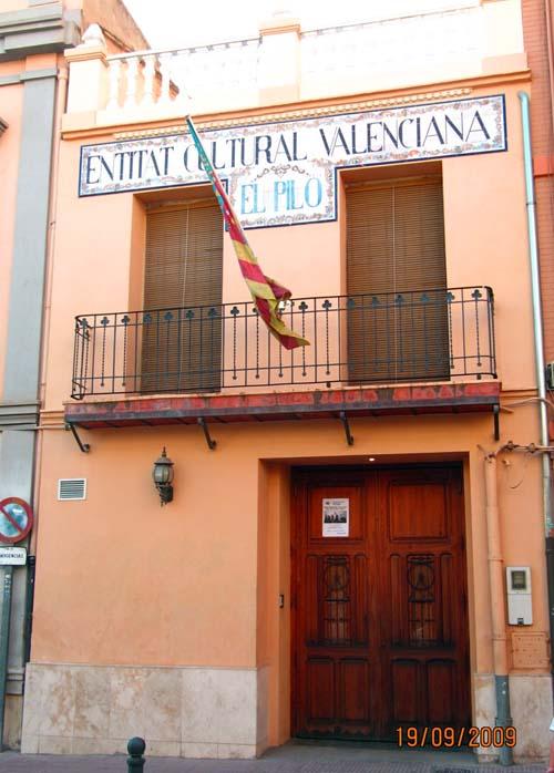 Entitat cultural Valenciana 'El Piló'