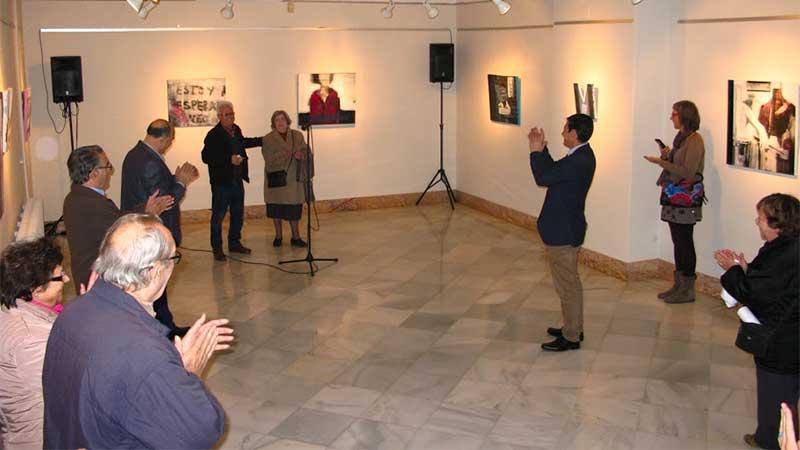 EXPOSICIO DE PINTURA DELS GUANYADORS DEL CONCURS DE L'ANY 2014
