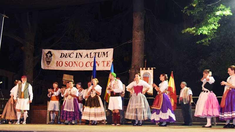 XXVI FESTIVAL INTERNACIONAL DE FOLCLOR SANT'ANGELO ROMANO