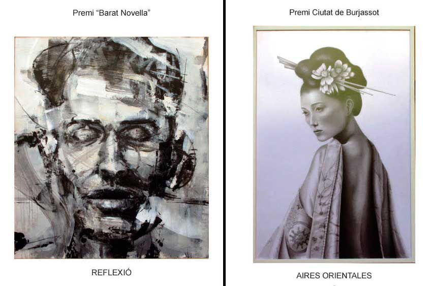 PREMIS DEL XXXIX CONCURS NACIONAL DE PINTURA EL PILÓ